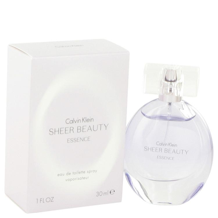 Sheer Beauty Essence by Calvin Klein Eau De Toilette Spray for Women
