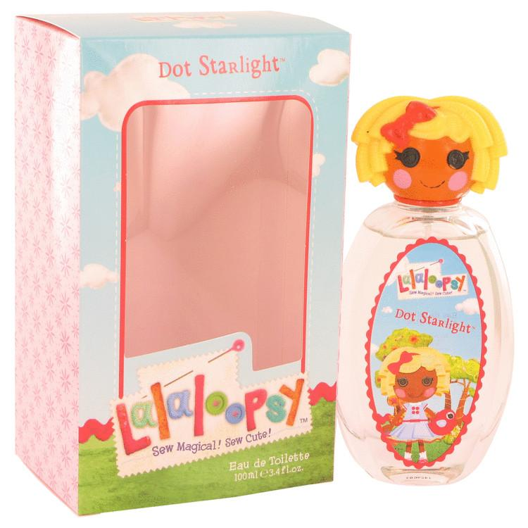 Lalaloopsy by Marmol & Son Eau De Toilette Spray (Dot Starlight) for Women - Oliavery