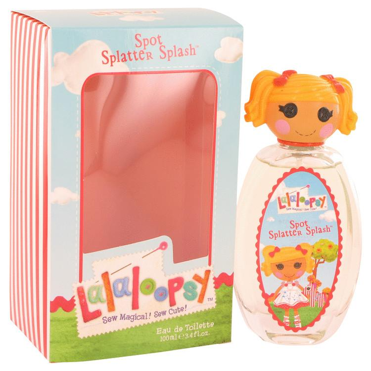 Lalaloopsy by Marmol & Son Eau De Toilette Spray (Spot Splatter Splash) for Women - Oliavery