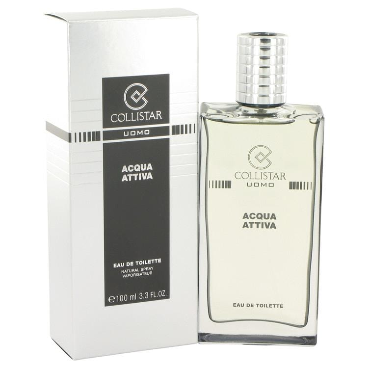 Collistar Aqua Attiva by Collistar Eau De Toilette Spray 3.4 oz for Men - Oliavery