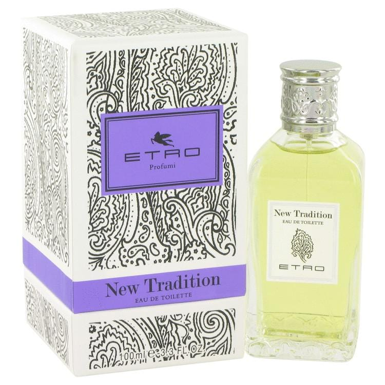 New Traditions by Etro Eau De Toilette Spray (Unisex) 3.4 oz for Women - Oliavery