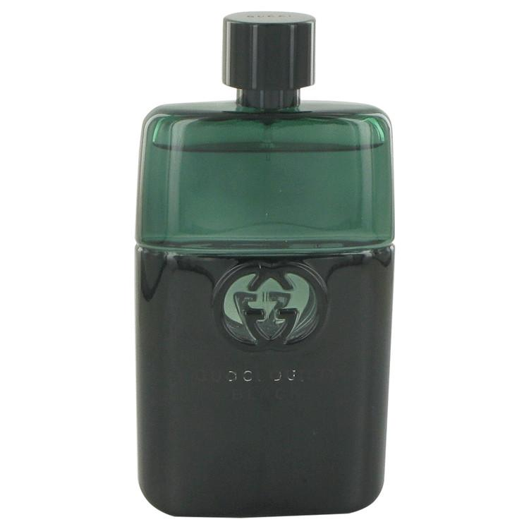 Gucci Guilty Black by Gucci Eau De Toilette Spray (unboxed) 3 oz for Men