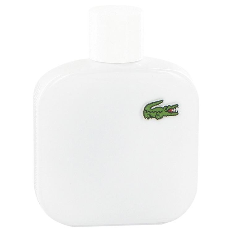 Lacoste Eau De Lacoste L.12.12 Blanc by Lacoste Eau De Toilette Spray (unboxed) 3.3 oz for Men