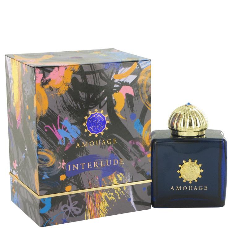 Amouage Interlude by Amouage Eau De Parfum Spray 3.4 oz for Women - Oliavery