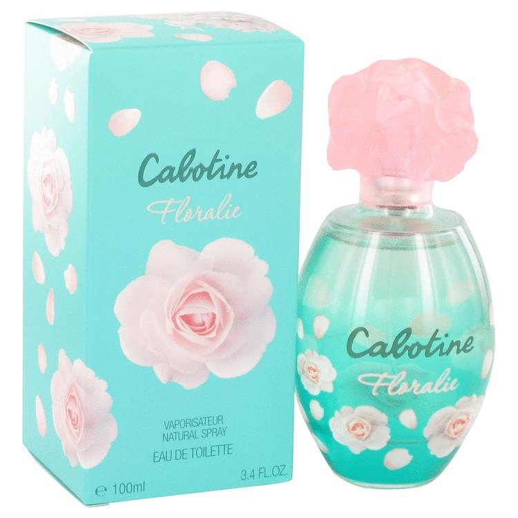 Cabotine Floralie by Parfums Gres Eau De Toilette Spray 3.4 oz for Women - Oliavery