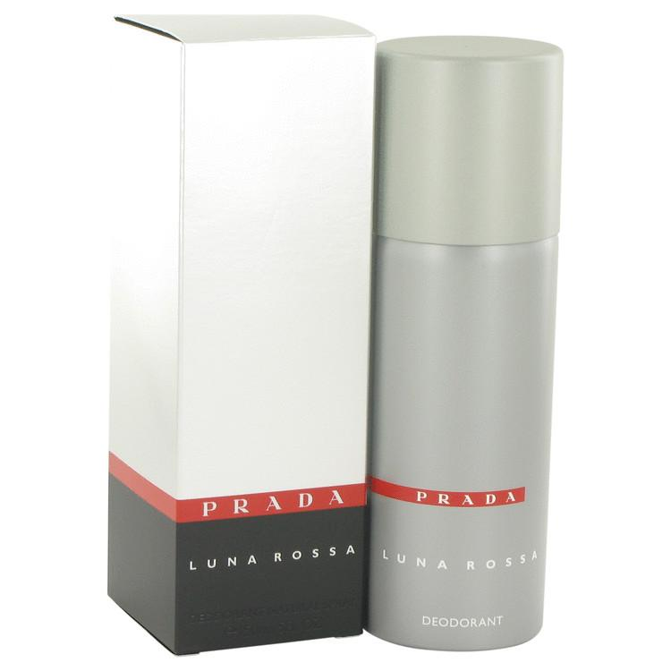 Prada Luna Rossa by Prada Deodorant Spray 5 oz for Men - Oliavery