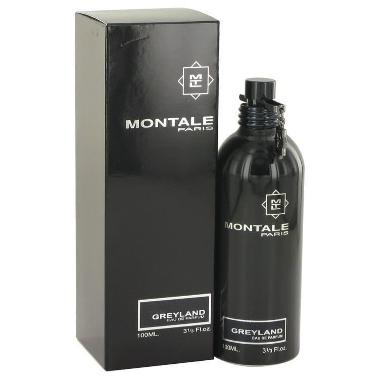 Montale Greyland by Montale Eau de Parfum Spray 3.3 oz for Women - Oliavery