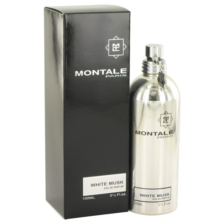 Montale White Musk by Montale Eau De Parfum Spray 3.3 oz for Women - Oliavery