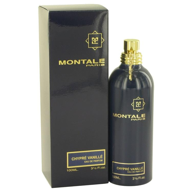 Montale Chypre Vanille by Montale Eau De Parfum Spray 3.3 oz for Women - Oliavery
