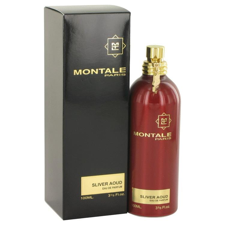 Montale Silver Aoud by Montale Eau De Parfum Spray 3.3 oz for Women - Oliavery
