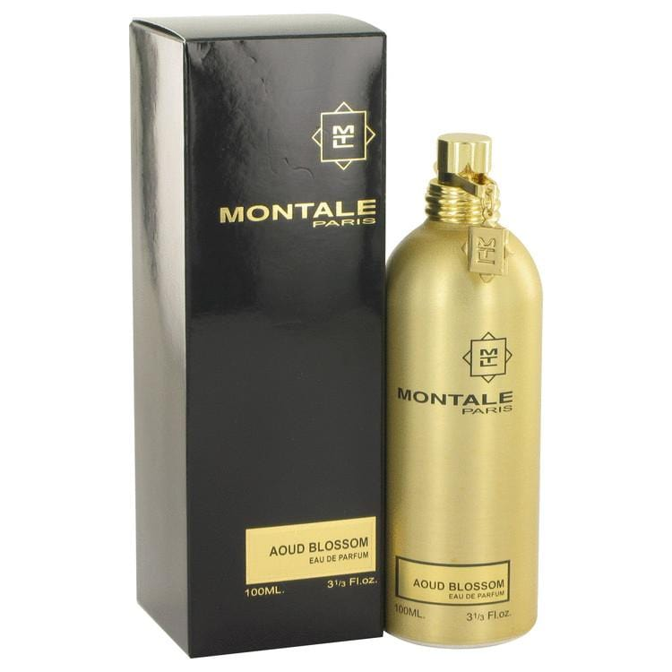 Montale Aoud Blossom by Montale Eau De Parfum Spray 3.3 oz for Women - Oliavery