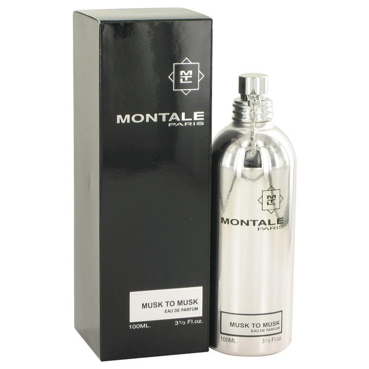 Montale Musk To Musk by Montale Eau De Parfum Spray (Unisex) 3.4 oz for Women - Oliavery
