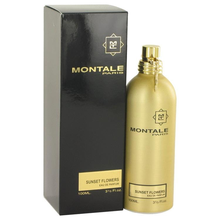 Montale Sunset Flowers by Montale Eau De Parfum Spray 3.3 oz for Women - Oliavery