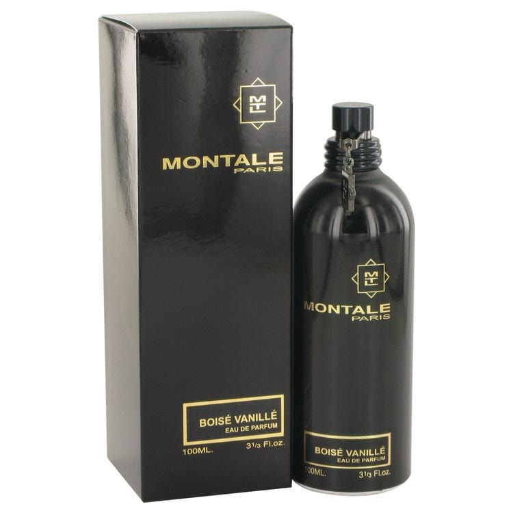 Montale Boise Vanille by Montale Eau De Parfum Spray 3.3 oz for Women - Oliavery