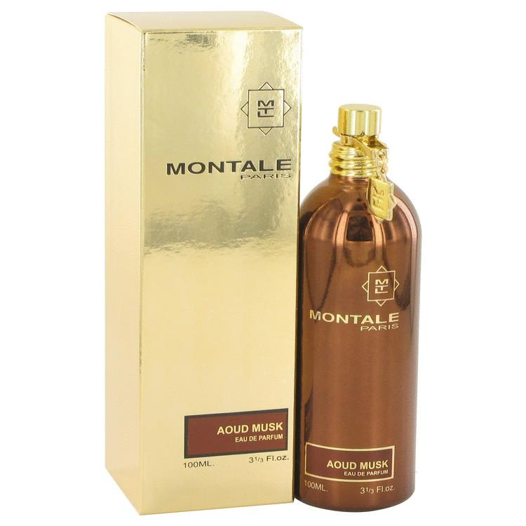 Montale Aoud Musk by Montale Eau De Parfum Spray 3.3 oz for Women