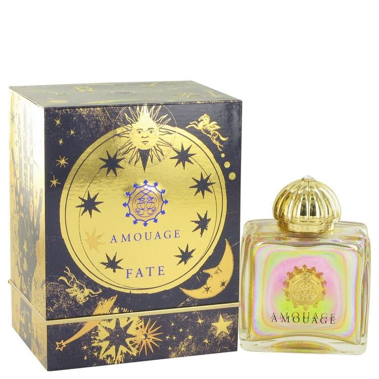 Amouage Fate by Amouage Eau De Parfum Spray 3.4 oz for Women - Oliavery