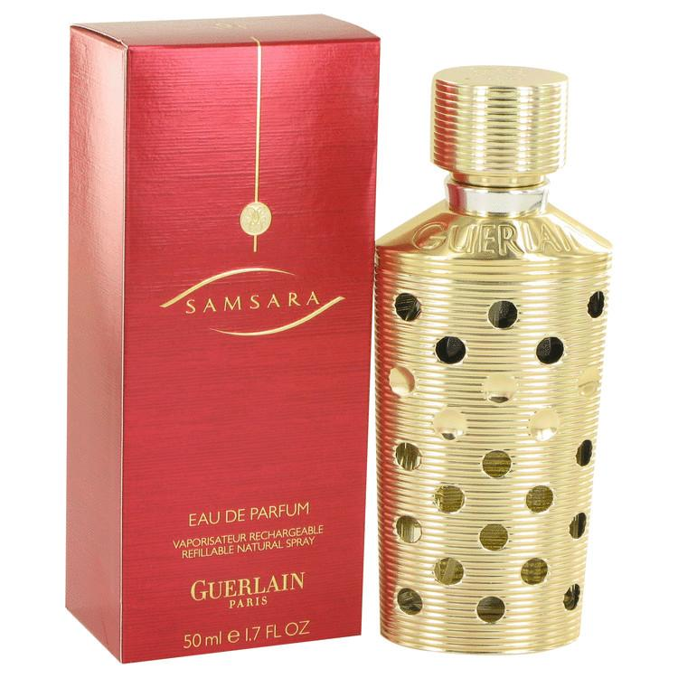 SAMSARA by Guerlain Eau De Parfum Spray Refillable 1.7 oz for Women