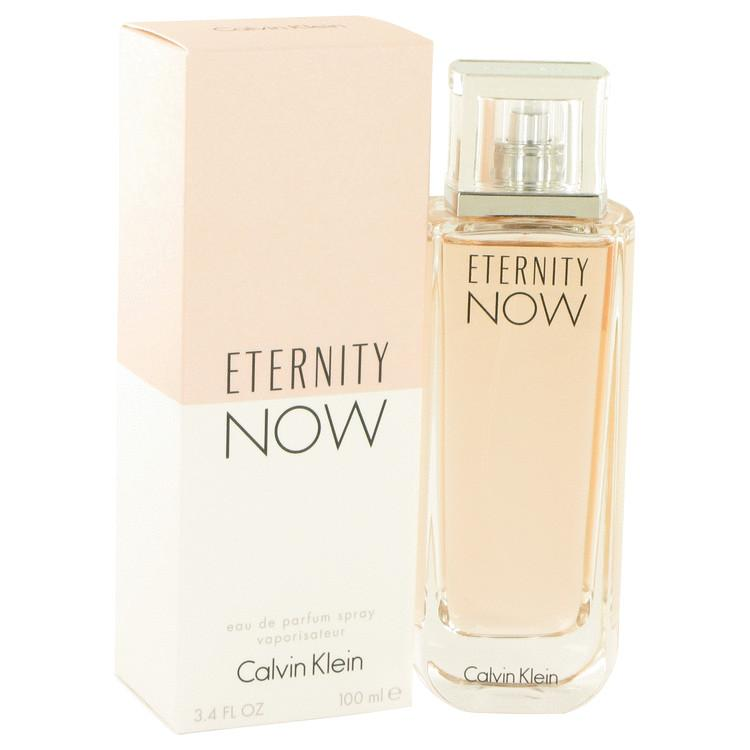Eternity Now by Calvin Klein Eau De Parfum Spray for Women - Oliavery