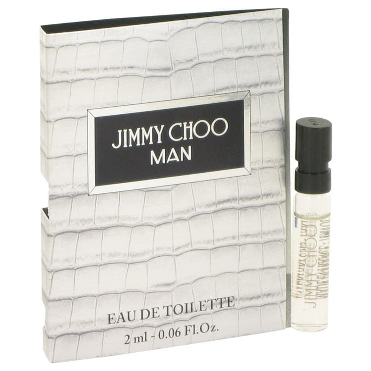 Jimmy Choo Man by Jimmy Choo Vial (sample) .06 oz for Men - Oliavery