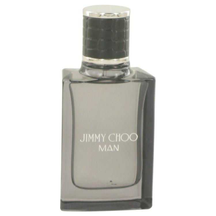 Jimmy Choo Man by Jimmy Choo Eau De Toilette Spray (unboxed) oz for Men
