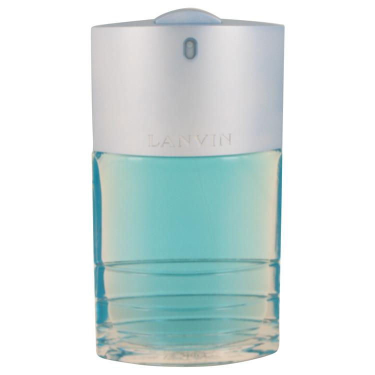 OXYGENE by Lanvin Eau De Toilette Spray (unboxed) 3.4 oz for Men