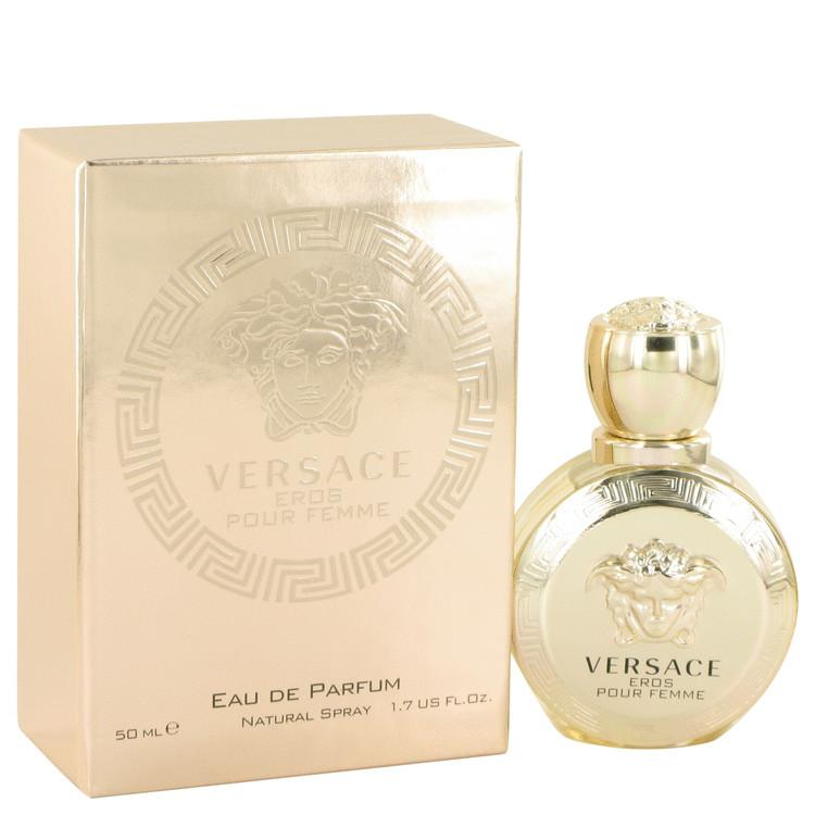 Versace Eros by Versace Eau De Parfum Spray for Women - Oliavery