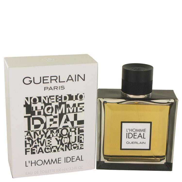 L'homme Ideal by Guerlain Eau De Toilette Spray for Men - Oliavery