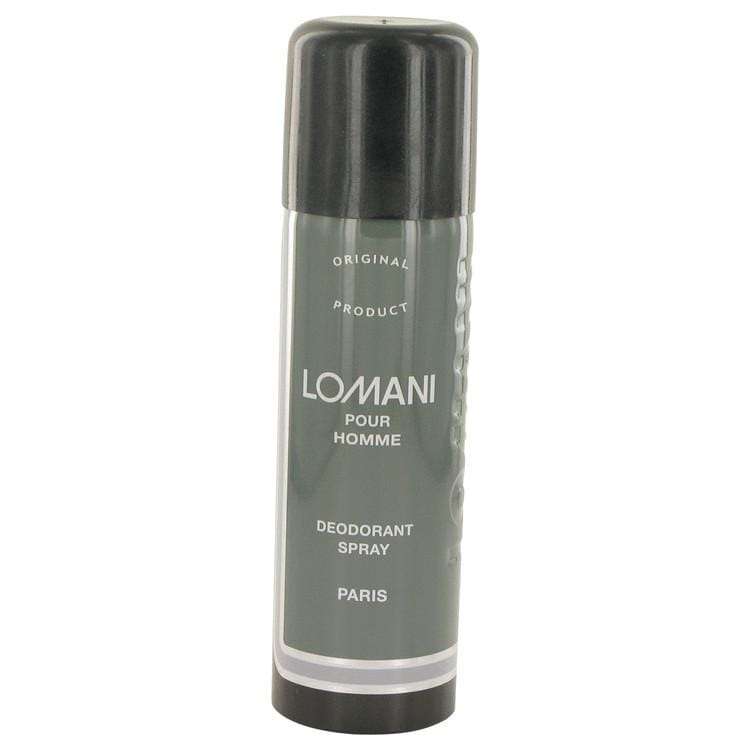 LOMANI by Lomani Deodorant Spray 6.7 oz for Men - Oliavery