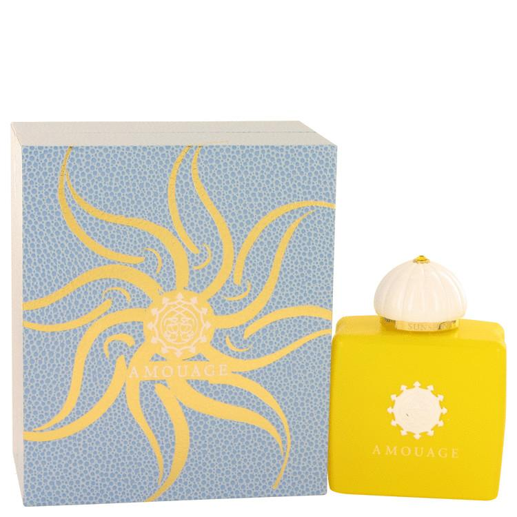 Amouage Sunshine by Amouage Eau De Parfum Spray 3.4 oz for Women - Oliavery