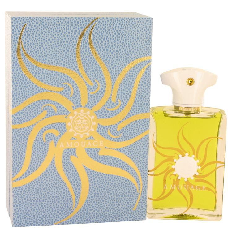 Amouage Sunshine by Amouage Eau De Parfum Spray 3.4 oz for Men - Oliavery