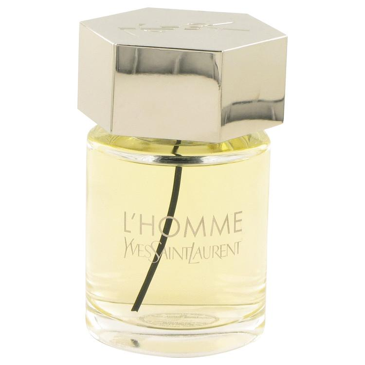 L'homme by Yves Saint Laurent Eau De Toilette Spray (unboxed) 3.4 oz for Men