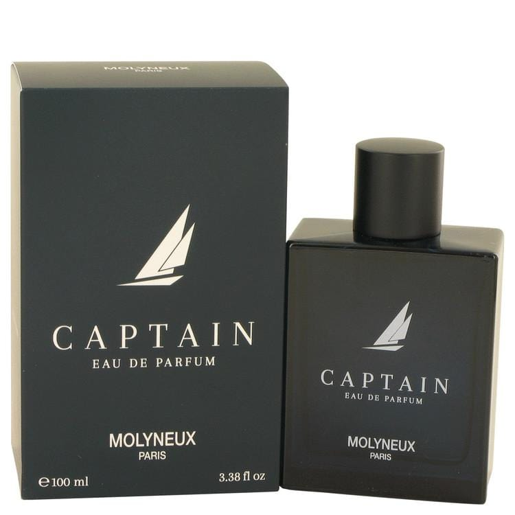 Captain by Molyneux Eau De Parfum Spray 3.4 oz for Men - Oliavery