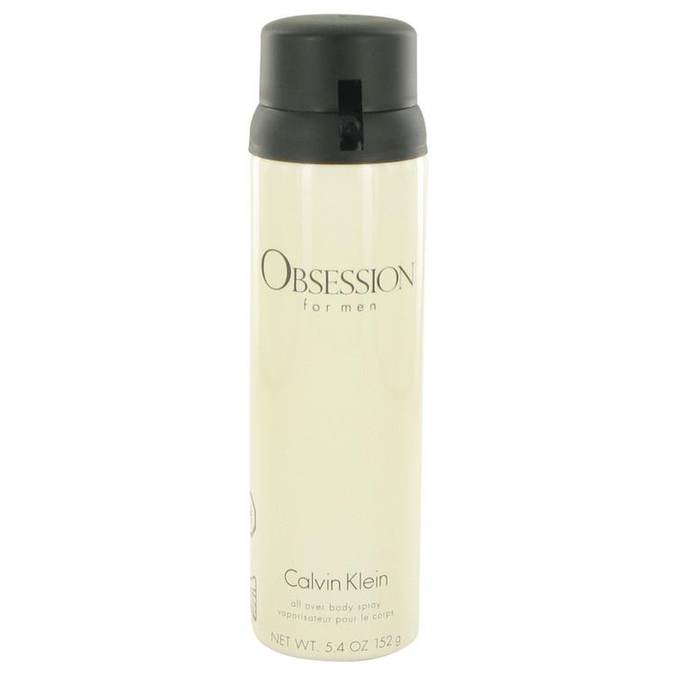 OBSESSION by Calvin Klein Body Spray 5.4 oz for Men - Oliavery