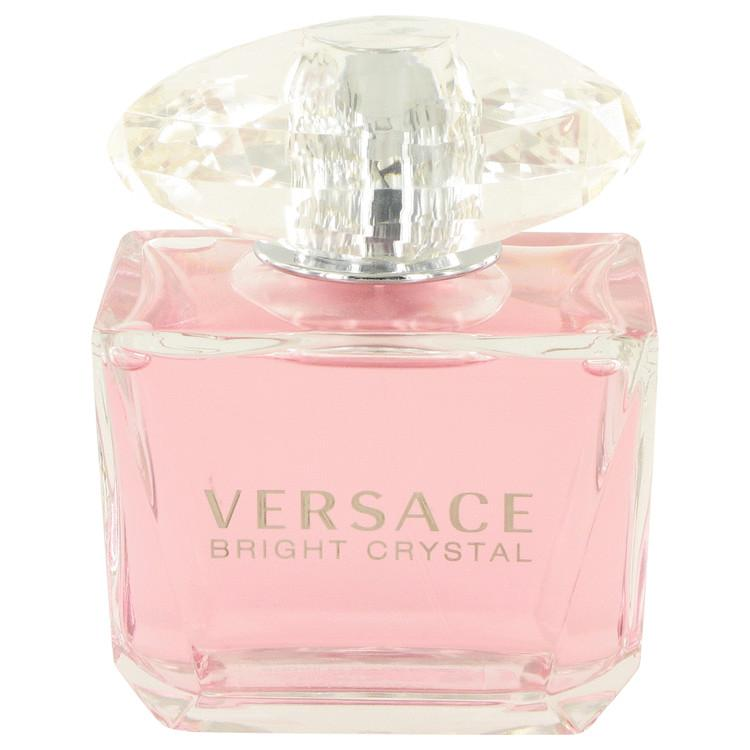 Bright Crystal by Versace Eau De Toilette Spray (unboxed) 6.7 oz for Women - Oliavery