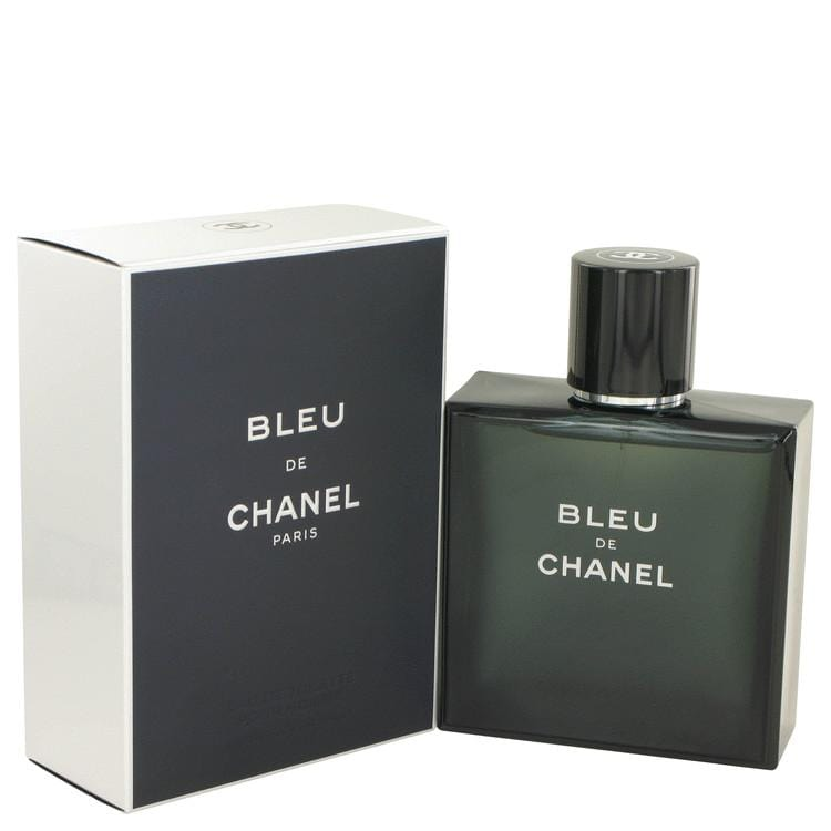 Bleu De Chanel by Chanel Eau De Toilette Spray for Men - Oliavery