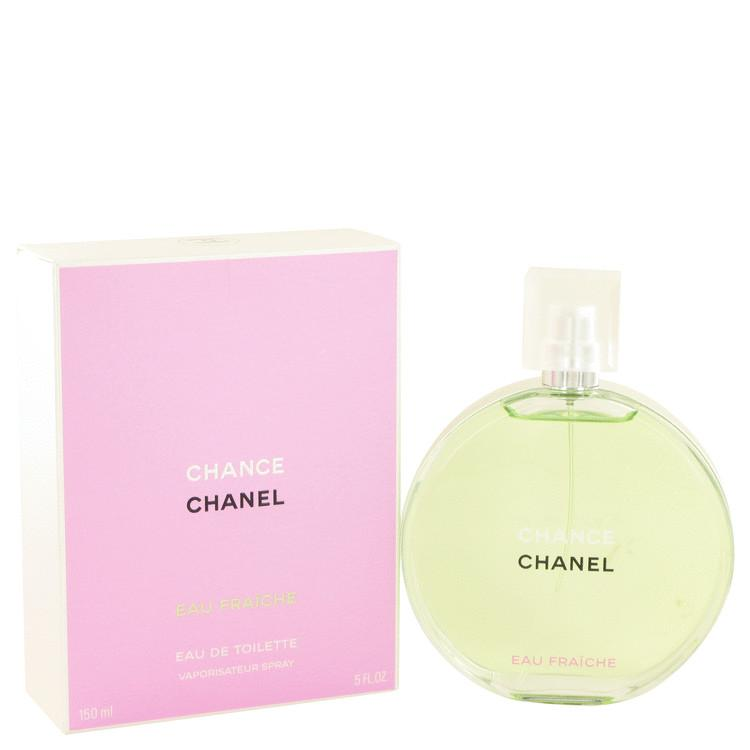 Chance by Chanel Eau Fraiche Spray 5 oz for Women - Oliavery