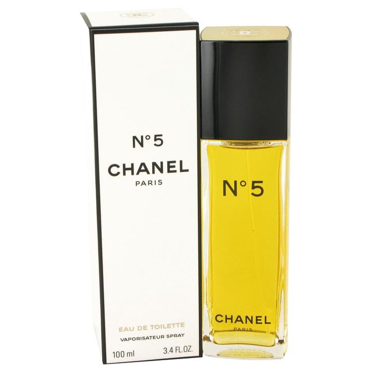 CHANEL No. 5 by Chanel Eau De Toilette Spray for Women
