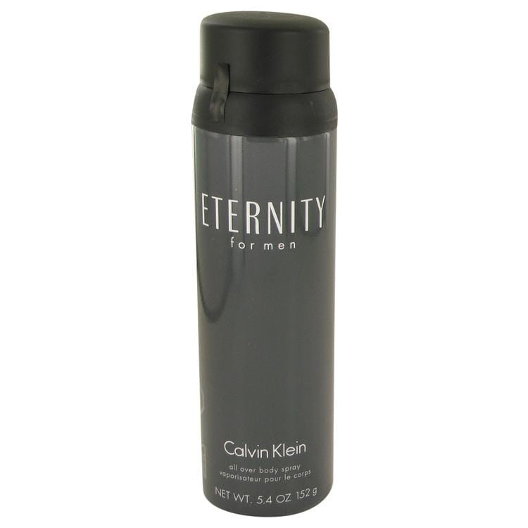 ETERNITY by Calvin Klein Body Spray 5.4 oz for Men - Oliavery