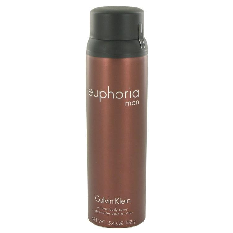 Euphoria by Calvin Klein Body Spray 5.4 oz for Men - Oliavery