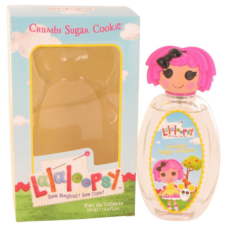 Lalaloopsy by Marmol & Son Eau De Toilette Spray (Crumbs Sugar Cookie) for Women - Oliavery