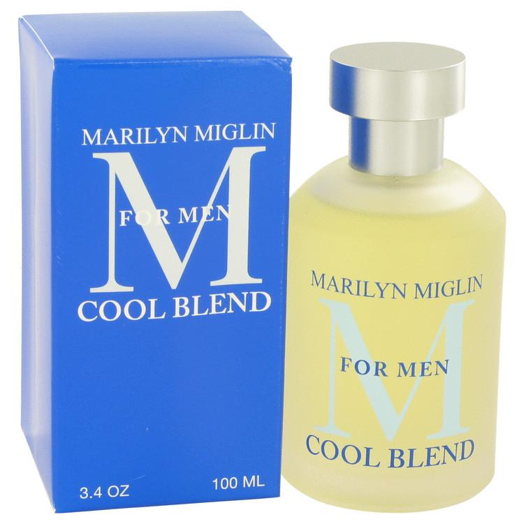 Marilyn Miglin Cool Blend by Marilyn Miglin Cologne Spray 3.4 oz for Men - Oliavery