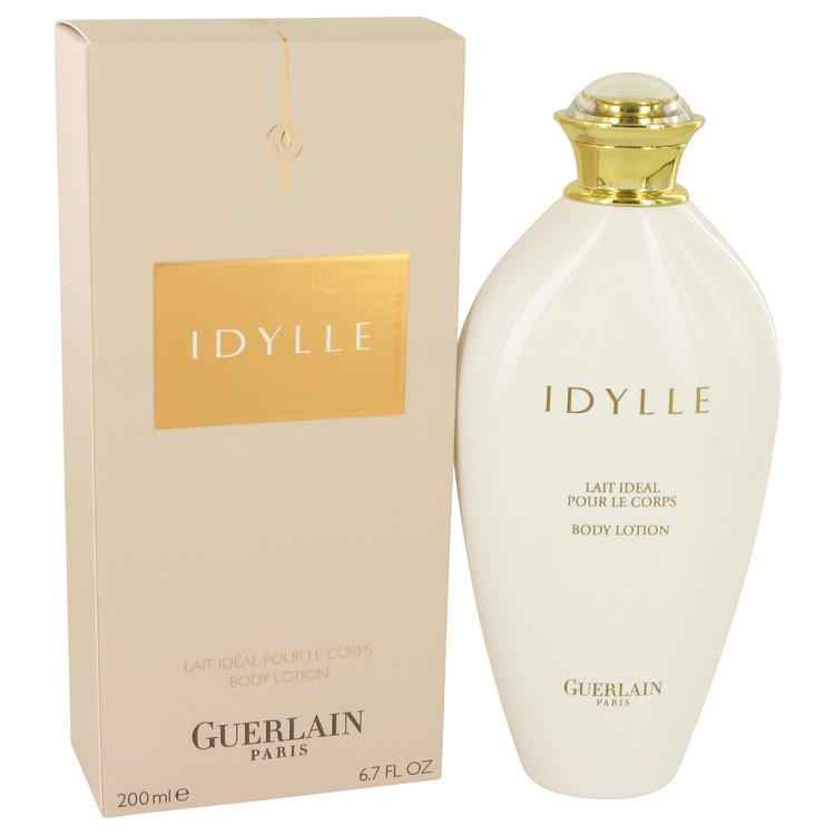 Idylle by Guerlain Body Lotion 6.7 oz for Women