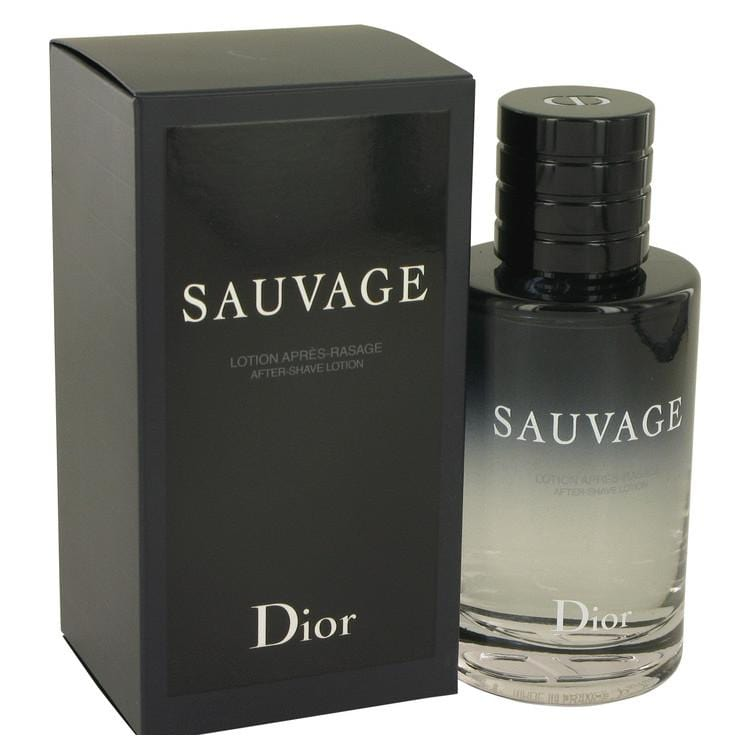 Sauvage by Christian Dior After Shave Lotion 3.4 oz for Men - Oliavery