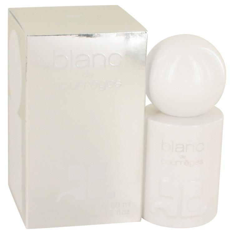 Blanc De Courreges by Courreges Eau De Parfum Spray 1.7 oz for Women - Oliavery