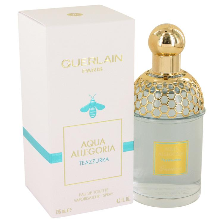 Aqua Allegoria Teazzurra by Guerlain Eau De Toilette Spray for Women - Oliavery