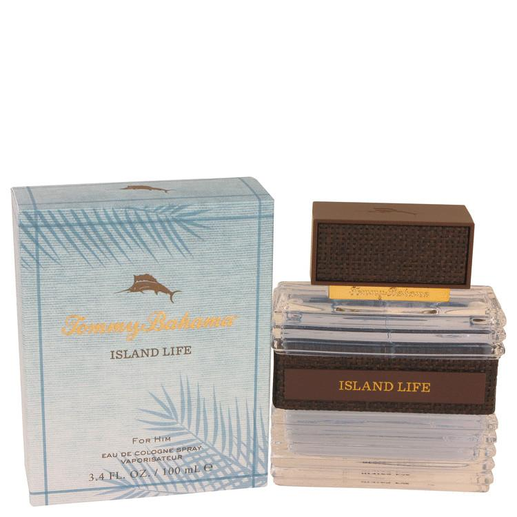 Tommy Bahama Island Life by Tommy Bahama Eau De Cologne Spray 3.4 oz for Men - Oliavery