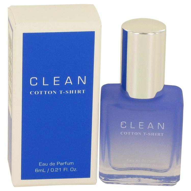 Clean Cotton T-Shirt by Clean Mini EDP .21 oz for Women - Oliavery