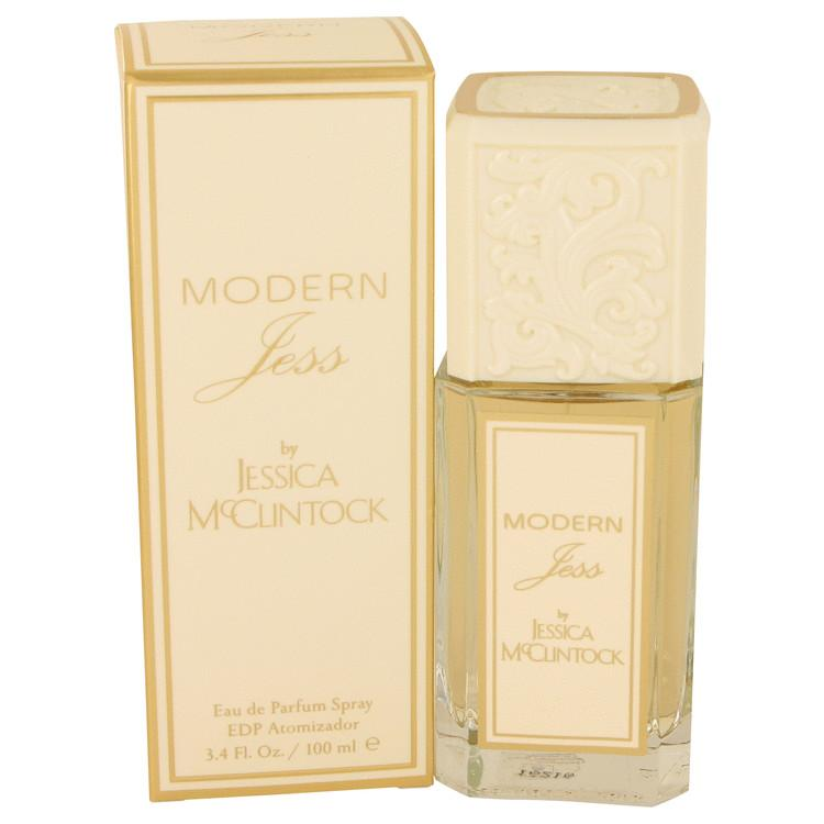Modern Jess by Jessica McClintock Eau De Parfum Spray 3.4 oz for Women - Oliavery