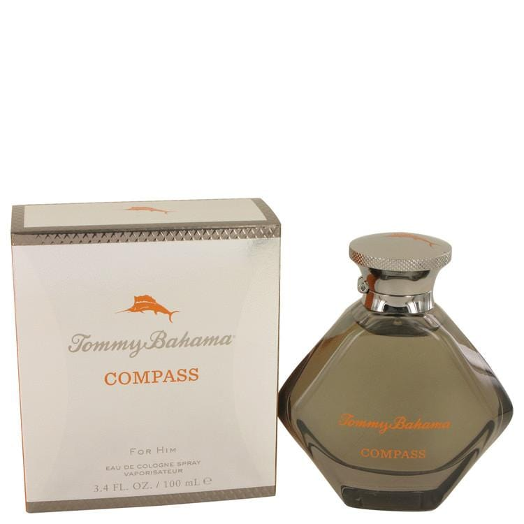 Tommy Bahama Compass by Tommy Bahama Eau De Cologne Spray 3.4 oz for Men - Oliavery