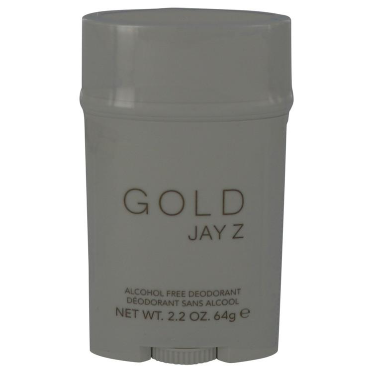 Gold Jay Z by Jay-Z Deodorant Stick 2.2 oz for Men - Oliavery